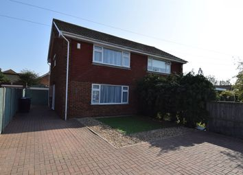 Thumbnail 3 bed semi-detached house for sale in Allan Road, Seasalter, Whitstable