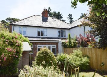 Thumbnail 3 bed semi-detached house for sale in Andover Road, Newbury