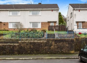 Thumbnail 3 bed semi-detached house for sale in Merthyr Road, Pontypridd