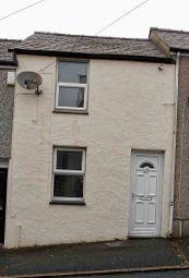 Thumbnail 2 bedroom terraced house to rent in Hendre Street, Caernarfon