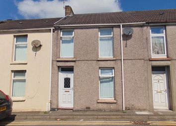 Thumbnail 3 bed terraced house for sale in Gelli Road, Llanelli