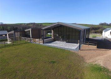 Thumbnail 4 bed detached house for sale in Warracott Farm Barns, Chillaton, Lifton, Devon