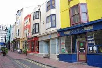 Thumbnail 4 bed maisonette to rent in The Parade, Valley Drive, Brighton