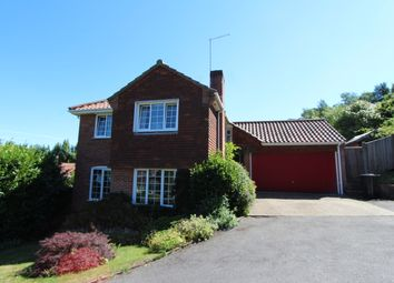 Thumbnail 4 bed detached house for sale in Redcroft Lane, Bursledon, Southampton