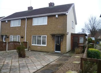 Thumbnail 2 bed semi-detached house to rent in Crewe Road, Castleford