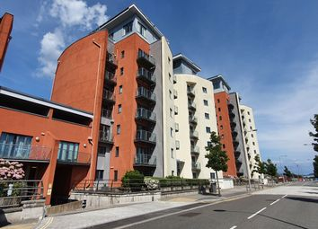 Thumbnail 1 bed flat for sale in Kings Road, Swansea