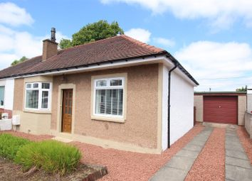 Thumbnail 2 bed semi-detached bungalow for sale in Dunlop Crescent, Bothwell, Glasgow