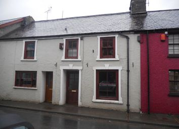 Thumbnail 3 bed terraced house for sale in Chapel Street, Tregaron