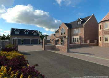 Thumbnail 5 bed detached house for sale in Barnby Moor, Retford