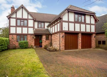 Lansdowne Road, Camberley GU16. 5 bed detached house for sale