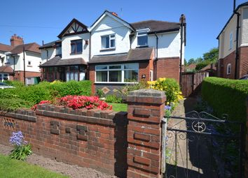 Thumbnail 3 bed semi-detached house for sale in Myott Avenue, Newcastle-Under-Lyme