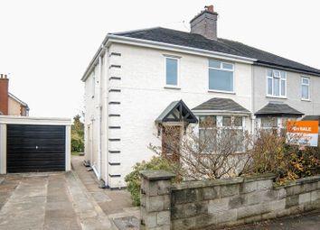 Thumbnail 3 bedroom semi-detached house for sale in Douglas Avenue, Oakhill, Stoke-On-Trent