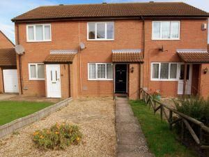 Thumbnail 2 bed terraced house to rent in Downland, Two Mile Ash, Milton Keynes