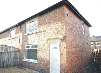 Thumbnail 2 bed terraced house to rent in Burns Avenue South, Houghton Le Spring, Tyne And Wear