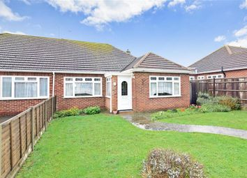 Thumbnail 3 bed semi-detached bungalow for sale in Elwill Way, Istead Rise, Kent