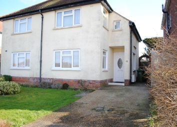 Thumbnail 2 bedroom flat to rent in Belgrave Avenue, Hunstanton