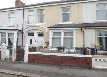 Thumbnail 4 bedroom terraced house for sale in Westbourne Avenue, Blackpool, Lancashire
