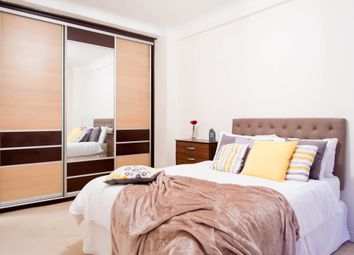 Thumbnail 1 bed flat to rent in Hall Rd, London