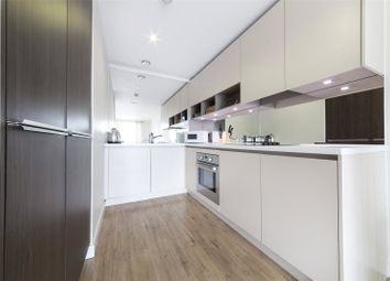 Thumbnail 1 bed flat for sale in Hudson Building, Deals Gateway, London