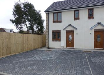 Thumbnail 3 bed semi-detached house for sale in Gellideg, Pencoed Isaf Road, Bynea, Llanelli