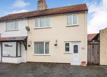 Thumbnail 3 bed semi-detached house for sale in Penrhyn Avenue, Rhos On Sea