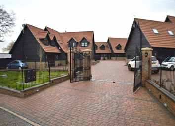 Thumbnail 4 bed detached house to rent in London Road, Stanford Rivers, Ongar