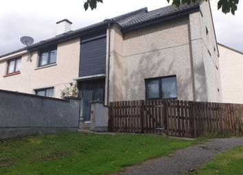 Thumbnail 5 bed end terrace house to rent in Shillinghill, Alness