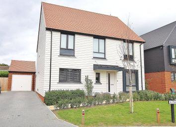 West End, Woking, Surrey GU24. 4 bed detached house for sale