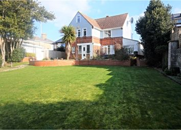 Thumbnail 4 bed detached house for sale in Nunwell Street, Sandown