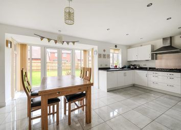 Thumbnail 4 bed detached house for sale in Tadpole Garden Village, Swindon