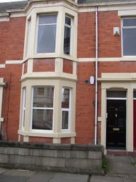 Thumbnail 3 bed flat to rent in Glenthorn Road, W. Jesmond, Newcastle Upon Tyne