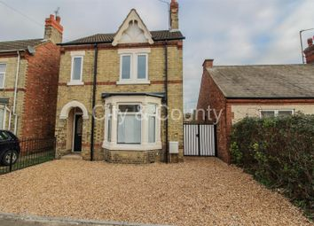 Thumbnail 4 bed detached house for sale in Fulbridge Road, Peterborough