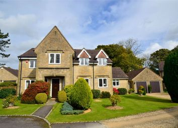 Thumbnail 5 bed detached house for sale in Highcroft, Minchinhampton, Stroud