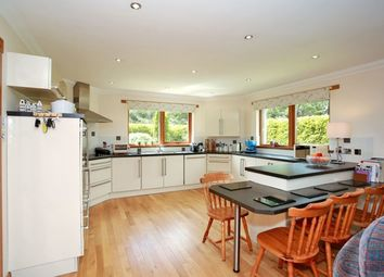 Thumbnail 5 bed detached house for sale in Hallwood Park, Inverurie, Aberdeenshire
