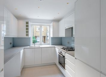 Thumbnail 4 bed town house to rent in Walpole Mews, St Johns Wood