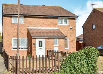 2 bed semi-detached house for sale in Serles Close, Coffee Hall, Milton Keynes MK6