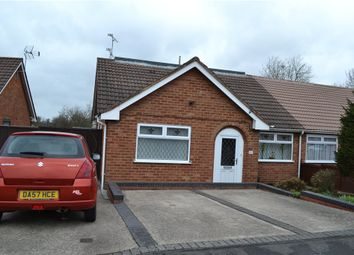 Thumbnail 4 bed semi-detached bungalow for sale in Robert Road, Exhall, Coventry, Warwickshire