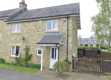 Thumbnail 2 bed semi-detached house for sale in Richmond Garth, Kirkby Malzeard, Ripon