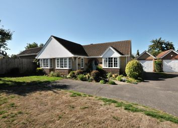 Thumbnail 3 bed detached bungalow for sale in Trayles, Melbourn, Royston