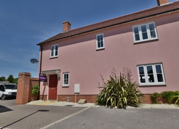 Thumbnail 4 bed semi-detached house for sale in Trowel Place, Colchester