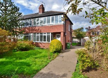 Thumbnail 3 bed semi-detached house to rent in Henconner Drive, Chapel Allerton, Leeds