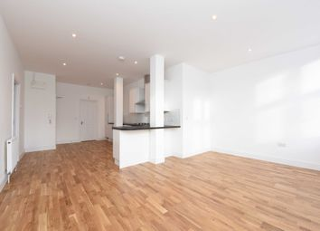 Thumbnail 1 bed flat to rent in Coombe Lane, London