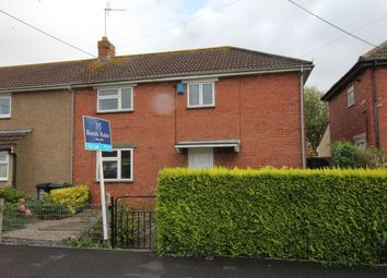 Thumbnail 3 bed semi-detached house to rent in Glebe Road, Portishead, Bristol