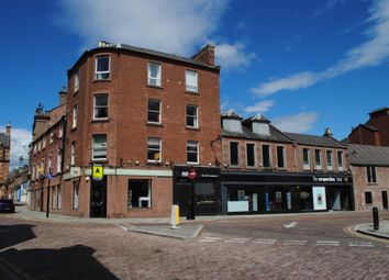 Thumbnail 2 bed flat to rent in High Street, Kirriemuir