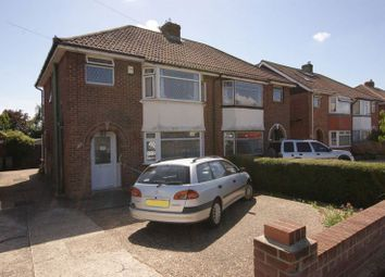 Thumbnail 3 bedroom semi-detached house for sale in Portsview Avenue, Portchester, Fareham