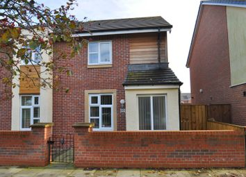 Thumbnail 2 bed semi-detached house for sale in King George Road, South Shields