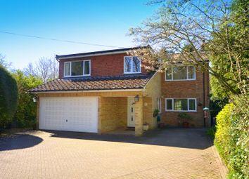 Thumbnail 4 bed detached house for sale in Horsham Lane, Ewhurst, Cranleigh