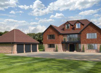 Thumbnail 5 bed detached house for sale in Cherry Gardens Hill, Groombridge, Tunbridge Wells
