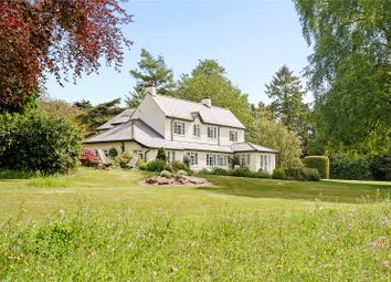 Thumbnail 4 bed detached house for sale in Colaton Raleigh, Sidmouth, Devon