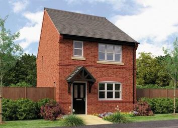 Thumbnail 3 bed detached house for sale in Highfields, Rykneld Road, Littleover, Derby